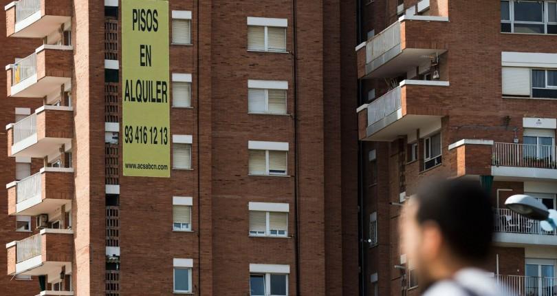 Los alquileres caen en España por primera vez desde la Gran Recesión